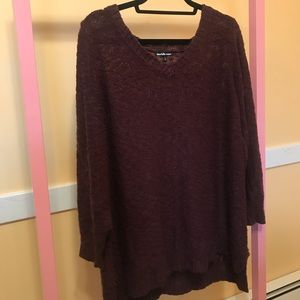 Long Sweater Charlotte Russe